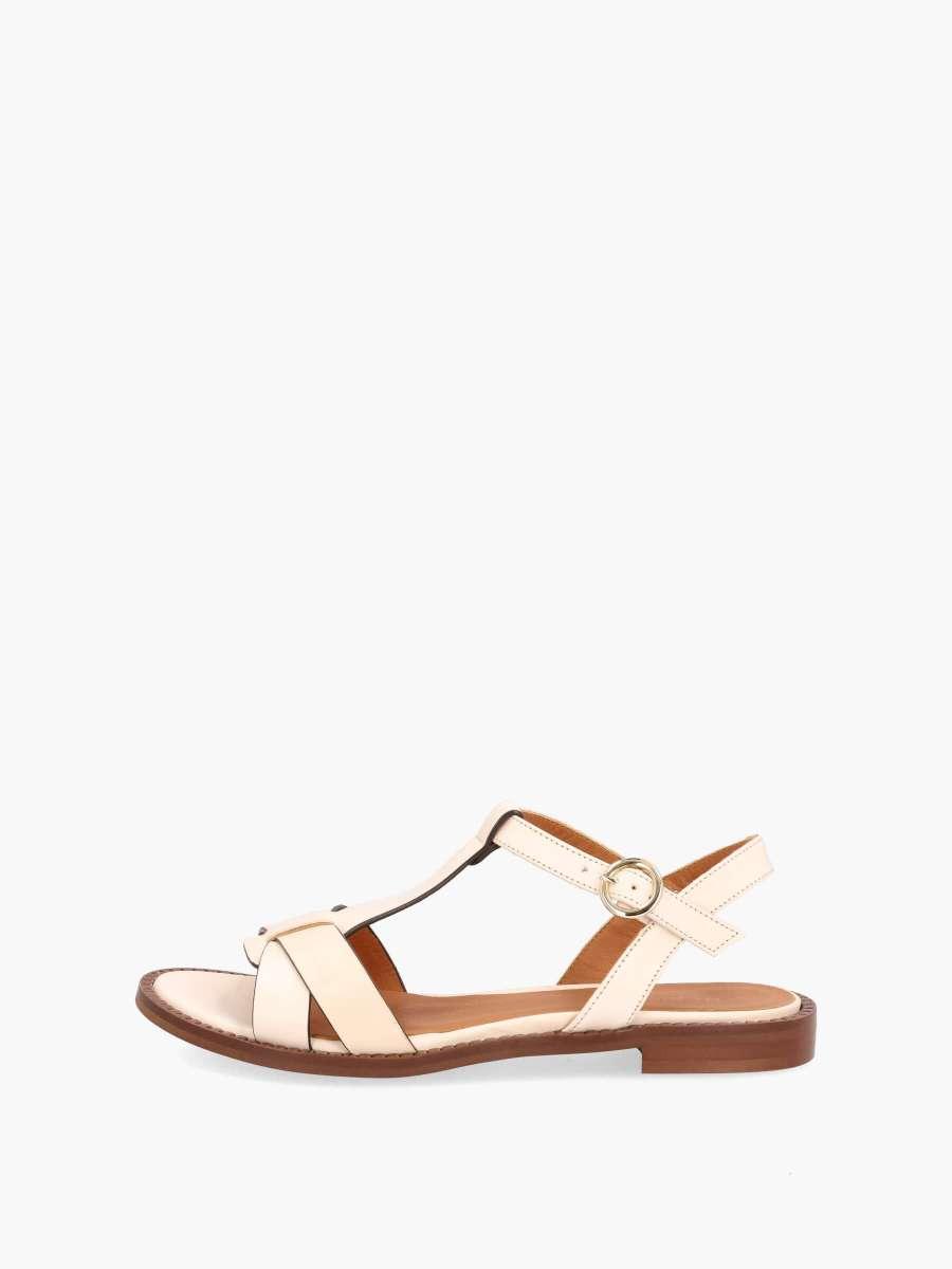 Sandale avorio