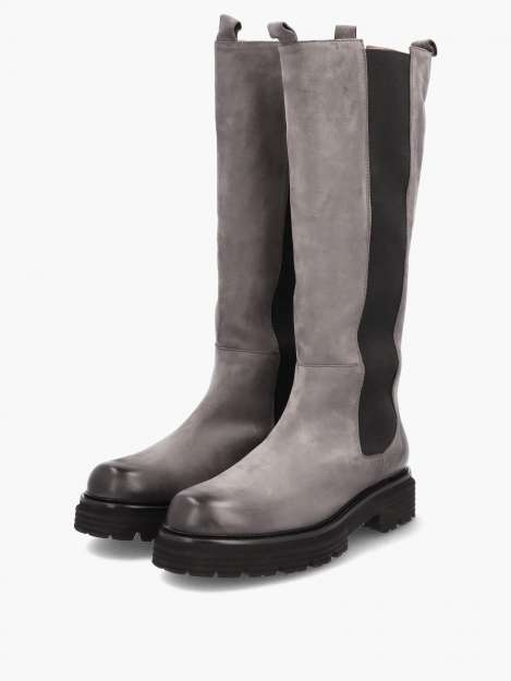 High Top Chelsea Boots fumo