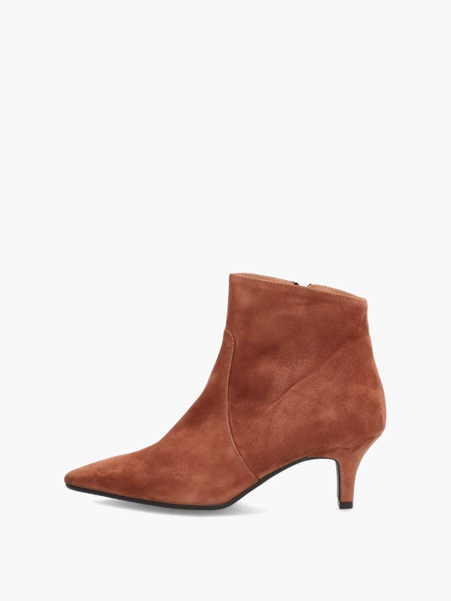 Ankle Boots rhum