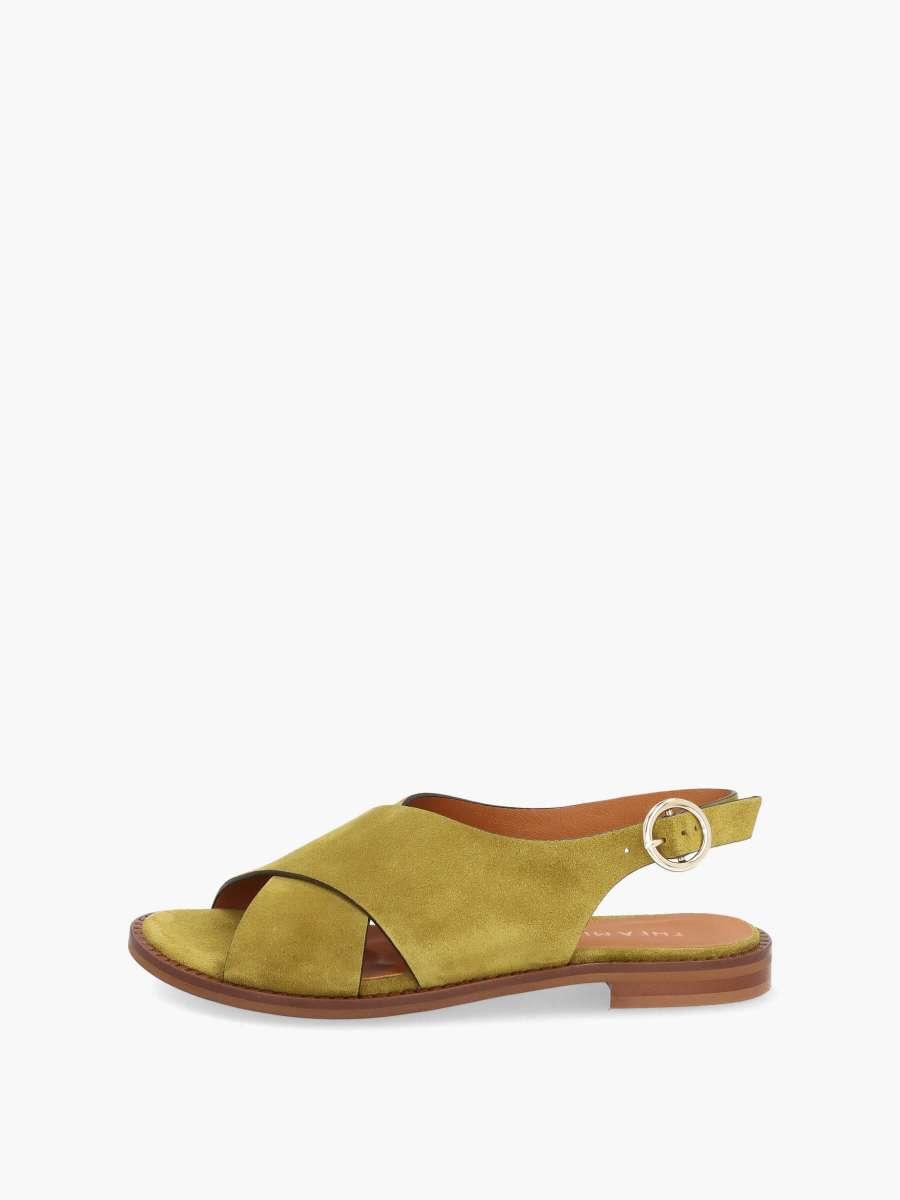 Sandale oliva