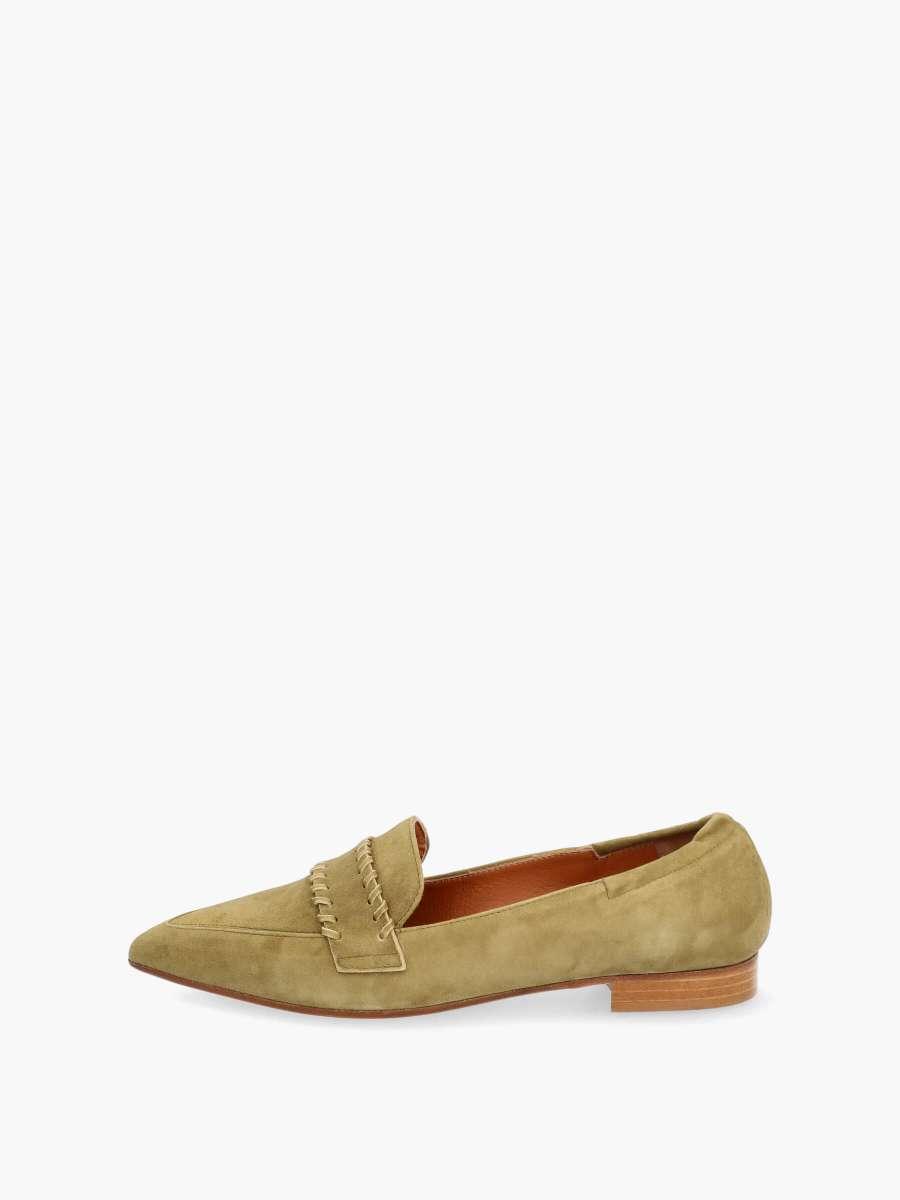 Loafer oliva
