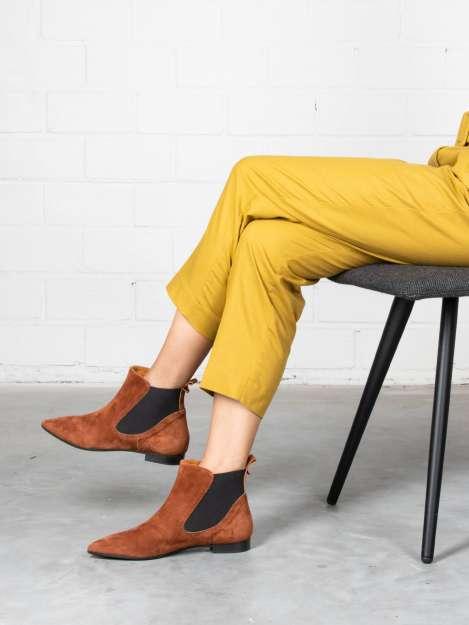 Chelsea Boots rhum
