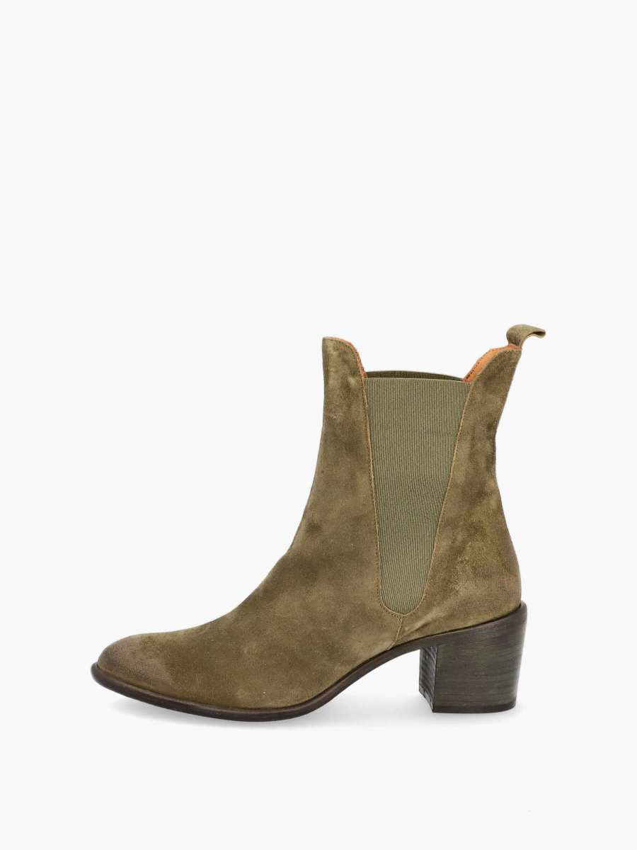 Chelsea Boots forest