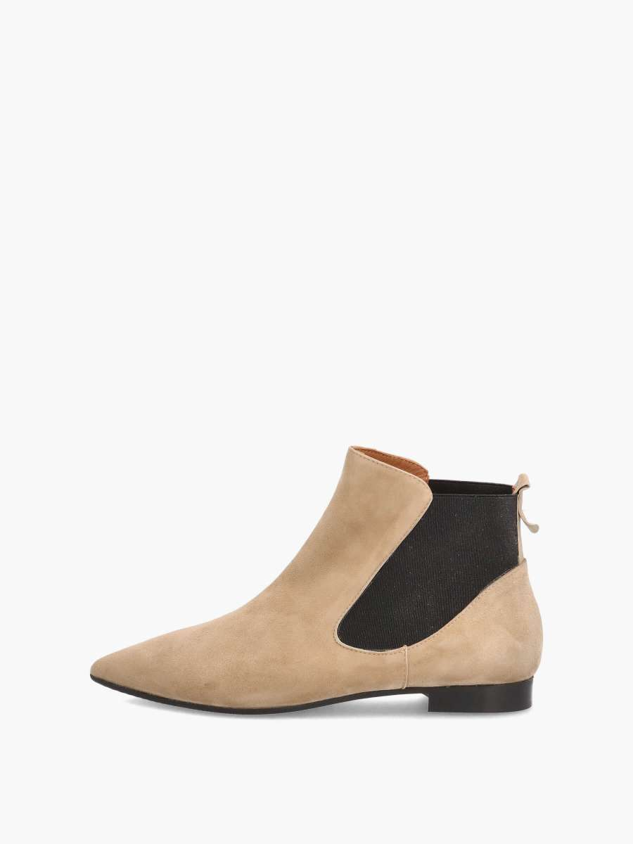 Chelsea Boots cocco