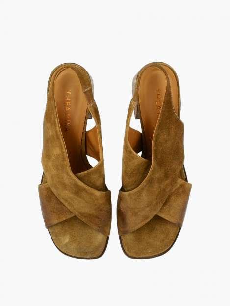 Sandale nocciola