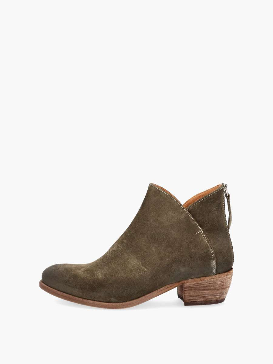 Ankle boots forest